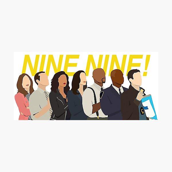 nine nine squad Photographic Print