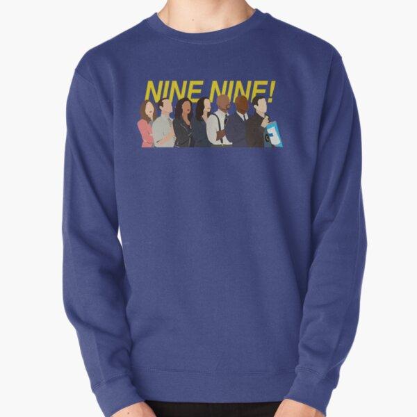 nine nine squad Pullover Sweatshirt