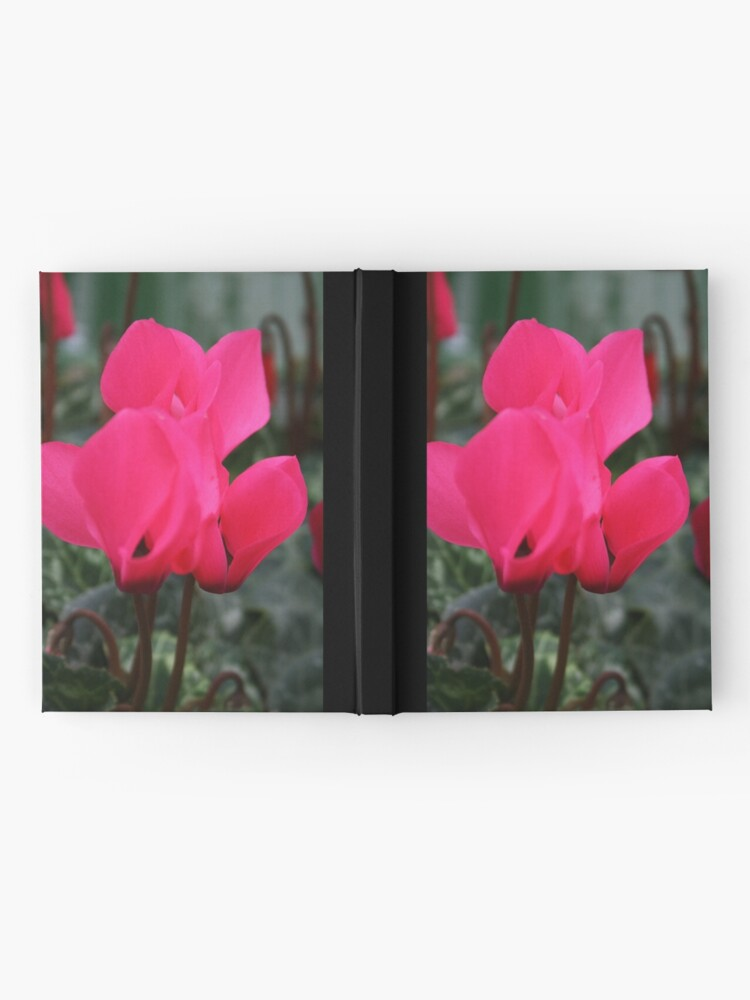 Alternate view of Cyclamen Hardcover Journal