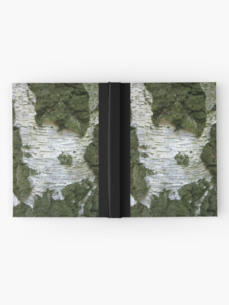 Alternate view of Tree Bark... Hardcover Journal