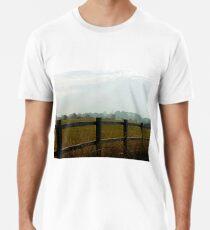 Über dem Zaun - Burnham on Crouch Premium T-Shirt