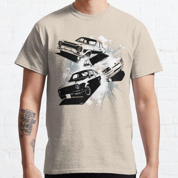 Escort Three Classic T-Shirt