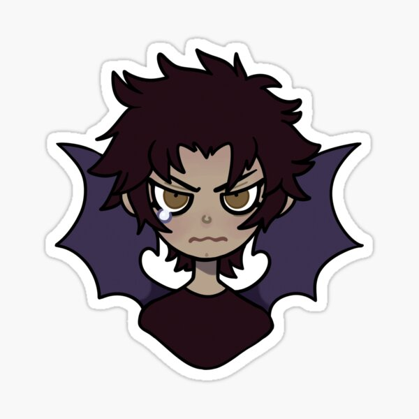Devilman Crybaby - Akira Sticker
