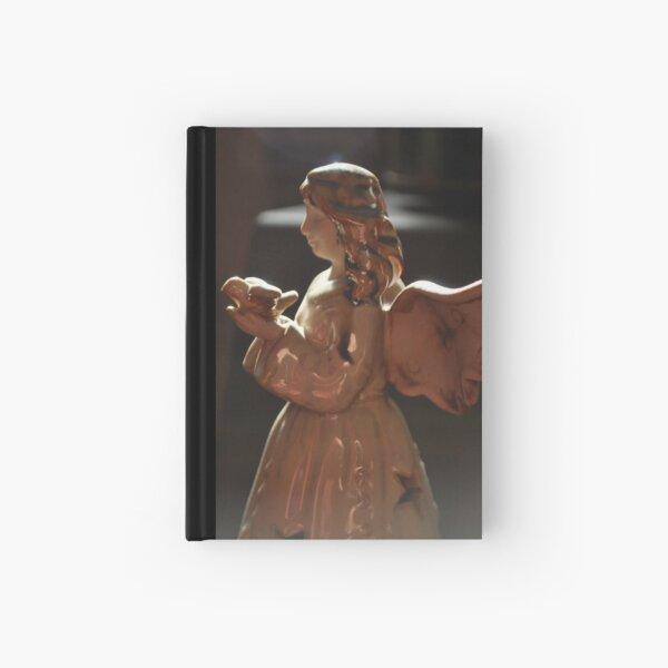 gentle angel  Hardcover Journal