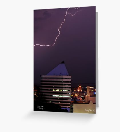 Bunbury Tower Greeting Card