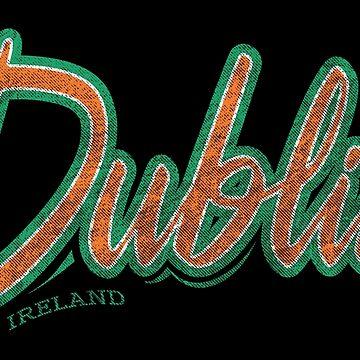 Dublin Ireland by ElPato