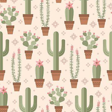 Desert Cacti by robyriker