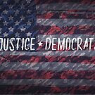Justice Democrats by BethsdaleArt