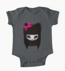 Little Scary Doll One Piece - Short Sleeve