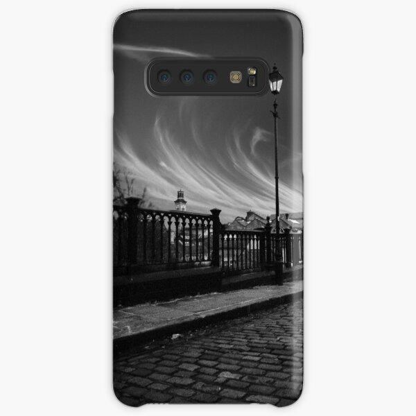 George Street, Saltaire, Bradford England Samsung Galaxy Snap Case
