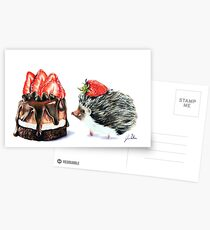 Berry Love Postcards