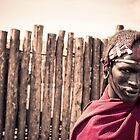 East African Maasai Warrior Ngorongoro 4117 by neptuneimages
