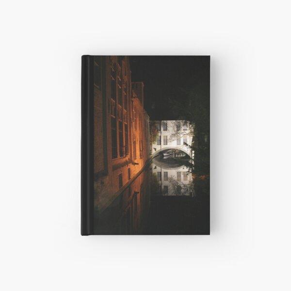 Brugge (Belgium) Hardcover Journal