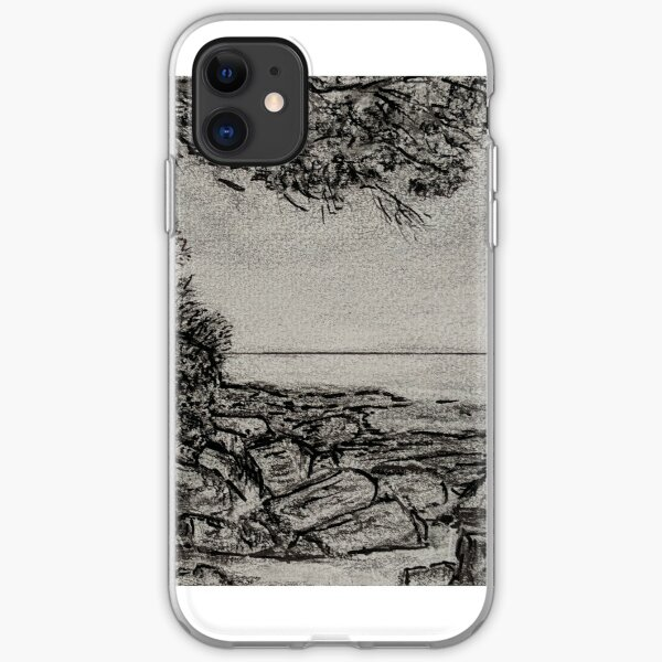 Greenfields III iPhone Soft Case