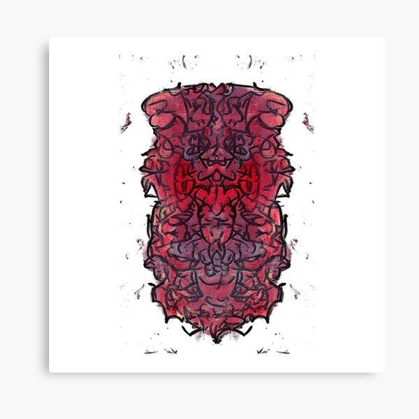 red4feb tho... Canvas Print