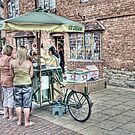 Ice-cream Cart~ by WJPhotography