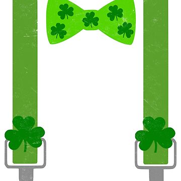 St. Patricks Day Shirt  Decorations Accessories Outfit Novelty Gifts  by arnaldog