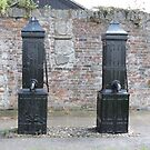 Historic Water Pumps by CreativeEm