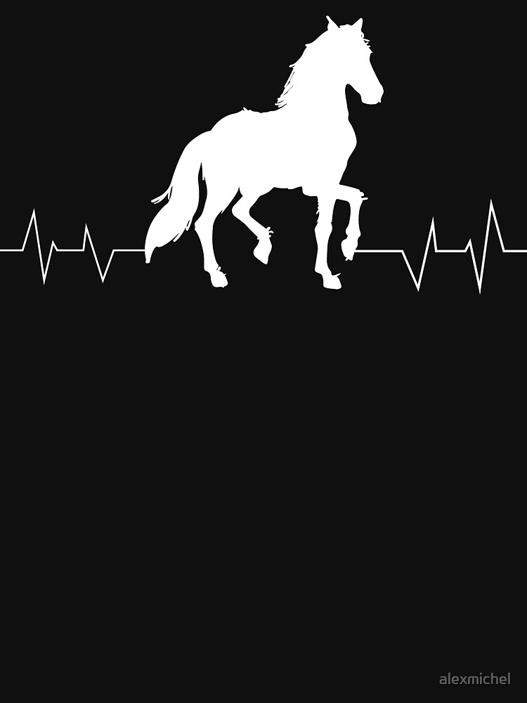 Horse Heartbeat - Horse lovers by alexmichel