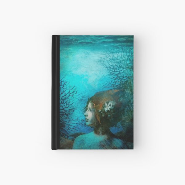 Angel Hardcover Journal