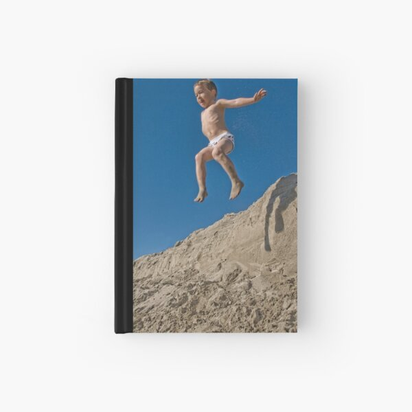 Courage Hardcover Journal