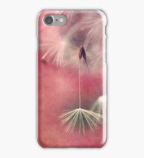 Don't be afraid to let go iPhone Case/Skin