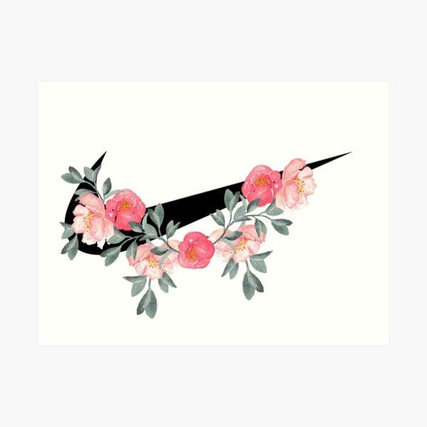 ticks and flowers  Art Print