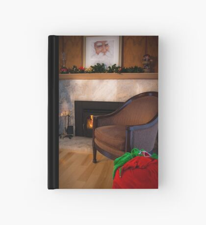 Missing You at Christmas. Hardcover Journal