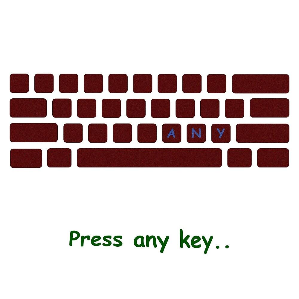 Any Key by windu
