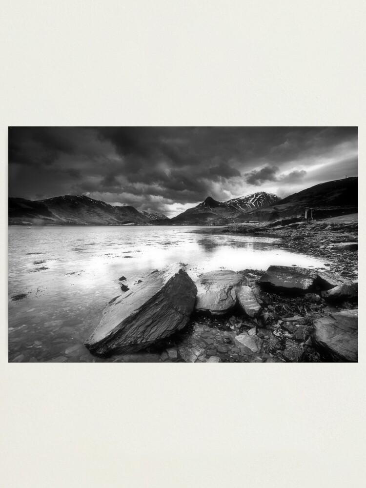 Alternate view of Pap of Glencoe Photographic Print