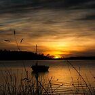 St Helens Sunrise by Ian Stevenson