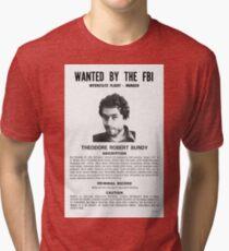 Bundy  Tri-blend T-Shirt