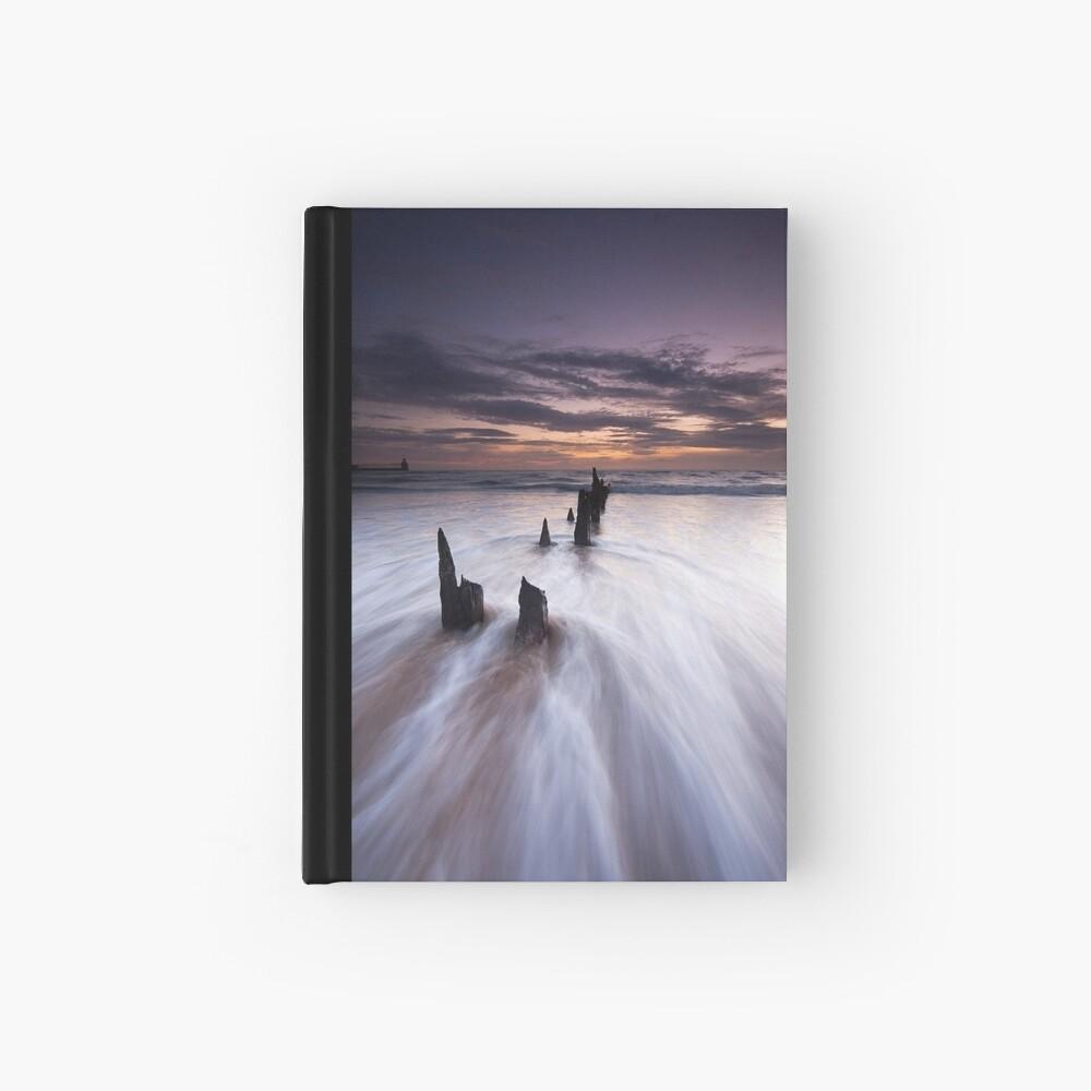 No rocks Hardcover Journal
