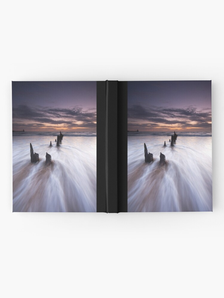 Alternate view of No rocks Hardcover Journal