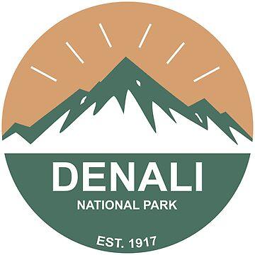 Denali National Park by esskay