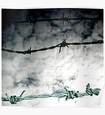 Barbed II Poster