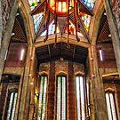 Sheffield Cathedral Lantern Tower by Yhun Suarez