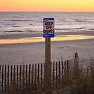 Keep Off Dunes by Cynthia48