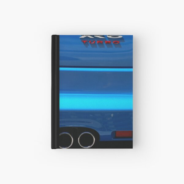 Blue Thunder - Can You Hear It? Hardcover Journal