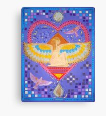 Isis Dreaming Canvas Print