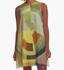 Deko VIER A-Linien Kleid