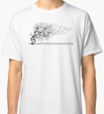 The Sound of Nature In Motion Classic T-Shirt