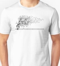 The Sound of Nature In Motion Unisex T-Shirt
