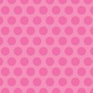 Pink Polka Dots by Louise Parton