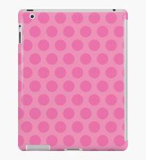 Pink Polka Dots iPad Case/Skin