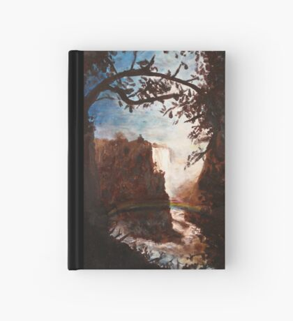 Waterfall Hardcover Journal