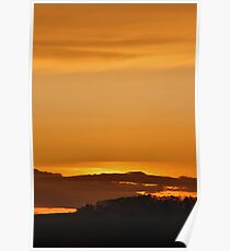 Sunset home vii Poster