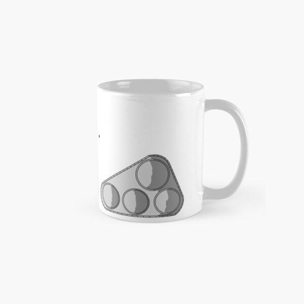 Actual Teabot Classic Mug