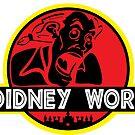 Didney Worl Meme Jurassic by waygeek