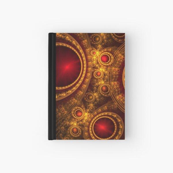 Ruby Gems Hardcover Journal